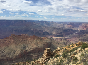 Grand Canyon Solnedgang 1
